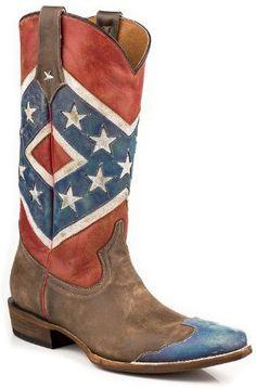 Roper Women's Distressed Rebel Flag Cowgirl Boot Snip Toe, http://www.amazon.com/dp/B00H522W0W/ref=cm_sw_r_pi_awdl_--FQsb116XHMF