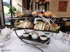 Baglioni Hotel Afternoon Tea Review What are your thoughts on Nutella on scones? I had to try them to find out.