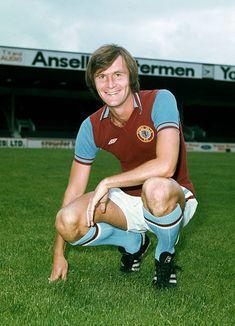 Leighton Phillips Aston Villa 1977