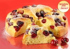 Przepisy na ciasta i desery - Mojeciasto.pl » Ciasto czereśniowe