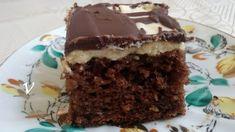 Čokoládový koláč - Rýchly koláčik. Mierkou je hrnček 200ml. Nutella, Recipies, Desserts, Food, Basket, Recipes, Deserts, Rezepte, Dessert