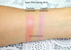 Kjaer Weis Eye Shadow Review Swatches copy | Makeup Products ...