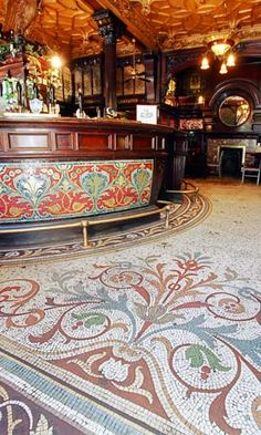 art deco pubs - Google Search