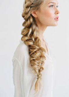 #princess, #braids