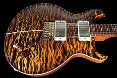 2011 Paul Reed Smith PRS Private Stock Santana Quilt Top w Cocobolo Board ~ Bronze Smoked Burst Guitar Quotes, Instruments, Paul Reed Smith, Prs Guitar, Cheap Guitars, Floyd Rose, Guitar Strings, Quilt Top, Playing Guitar