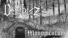 Dauþuz - Monvmentvm Black Metal, Heavy Metal, Music Songs, Music Videos, Album, Dbz, Tapestry, Youtube, Hanging Tapestry