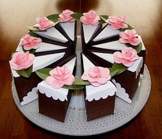 Creations on Paper: Cake Collections