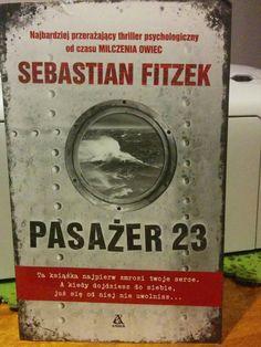 "Sebastian Fitzek "" Pasażer 23 "", Wydawnictwo AMBER 2016 - strona 138 i jest ciekawie :-). Books, Literatura, Libros, Book, Book Illustrations, Libri"