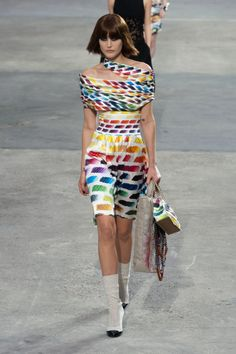Chanel Spring 2014 Runway Show
