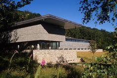 Musée du parc archéologique de Bibracte Mont Beuvray, labellisé Grand Site de France, situé dans le Morvan, en Saône-et-Loire, sud Bourgogne (http://www.bibracte.fr/) © Antoine Maillier