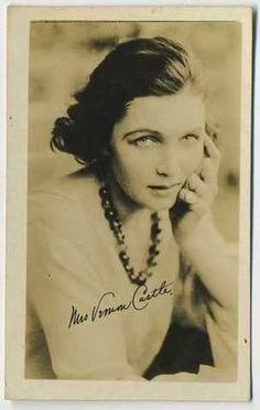 """Irene Castle's bobbed hair inspired the """"Castle Bob"""" style. She was a trend-setter, getting her hair chopped in 1914, but the style didn't become popular with the mainstream population until the 20s."""