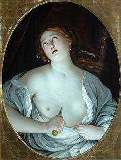 Guido Reni - Lucretia