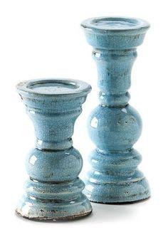 Light Blue Ceramic