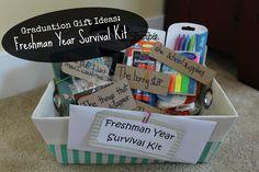 Freshman Year Survival Kit