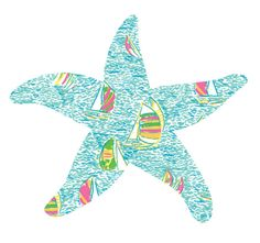 This listing is for 1 custom starfish decal. Select the size from the options in the listing. Options are located to the right of the