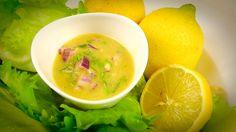 Zitronen Vinaigrette schnelles Rezept on http://derbiokoch.de