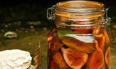Nigel Slater, Fruit Slice, White Wine Vinegar, Baked Fish, Baking Tins, Fennel Seeds, Greek Recipes, Figs, Pickles