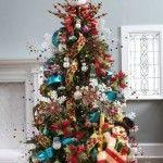 Ideas de decoración de árbol de Navidad 2017 - 2018 | Curso de organizacion de hogar aprenda a ser organizado en poco tiempo