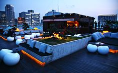 Migas; Beijing, China | Community Post: 11 Rooftop Bars For The Perfect Midnight Rendezvous Abroad