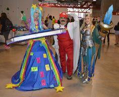 Sona Arcade, Super Mario Bross and Victory Janna