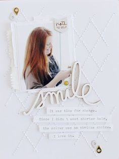 #papercrafting #scrapbooking #layouts -:
