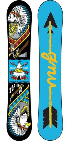 Gnu Danny Kass XC2 BTX Snowboard