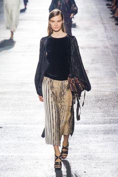 Dries Van Noten Spring 2014 Runway Show | Paris Fashion Week