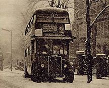 The Big Freeze in Britain struck late 1962 and temperatures stayed below freezing permanently until March 5th 1963 !