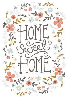 home sweet home quotes - Pesquisa Google