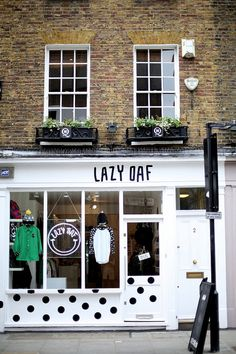 Lazy Oaf | London