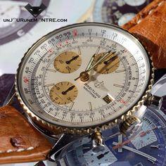 Mercredi: Breitling Old Navitimer 81610