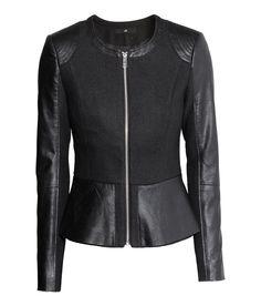 Peplum Jacket | H&M CA