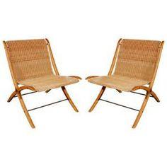 Peter Hvidt & Orla Molgaard Nielsen for Frits Hansen X-Chairs