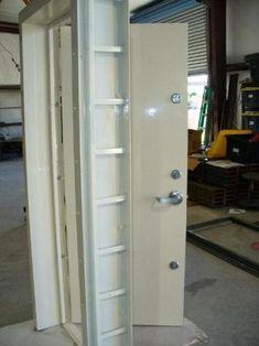 FEMA 320 SAFE ROOM DOOR TWO PART FRAME
