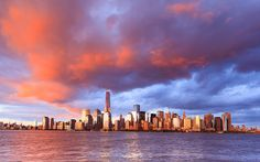Manhattan, NY by Yogi.Arora.