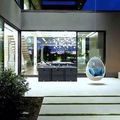 Le plus chaud Pic Style Architectural interieur Concepts Dream Home Design, Modern House Design, Villa Design, Contemporary Design, Modern Architecture House, Architecture Design, Modern Houses, Cool Houses, Modern Mansion Interior