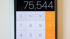 Twitter user censoredialogue discovered an iPhone trick that allows users to backspace on the phone's calculator.