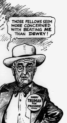 Truman Library & Museum Cartoons & Teaching Activities