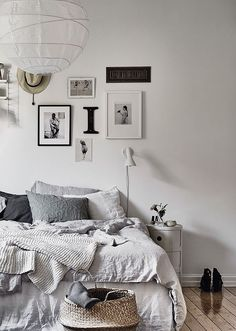 more bedroom pictures, brick wall, white bedroom, cozy house Bedroom Themes, Bedroom Decor, Bedroom Ideas, Wall Decor, Bedroom Signs, Bedroom Rustic, Rustic Nursery, Bedroom Apartment, Brick Wall Bedroom