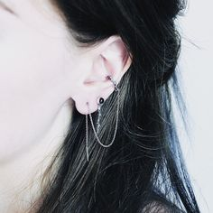 Who's ready for our A/W 2016 collections?  www.shopdixi.com // threader earrings // thorn // garnet Bohemian Rings, Bohemian Jewelry, Jewelry Box, Jewelry Accessories, Jewellery, Grunge Goth, Jewelry Website, Moon Necklace, Body Mods