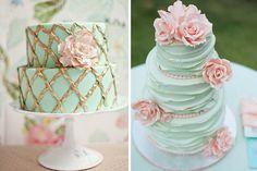 Abuse das várias tonalidades da cor para criar decorações vibrantes e cheias de vida