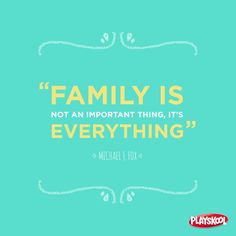 quotes on family importance