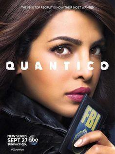 Meet Priyanka Chopra. Or should I say, Alex Parrish from Quantico?