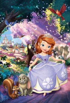 princess sofia wallpaper - Buscar con Google