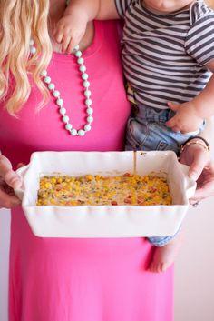 Hot Corn Dip   Oh So Delicioso