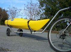 build kayak cart
