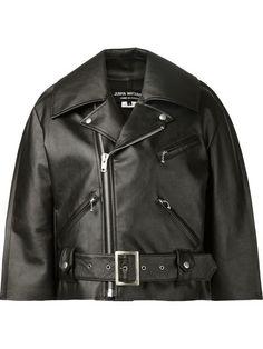 Junya Watanabe Comme Des Garçons Oversize Biker Jacket - Savannah - Farfetch.com