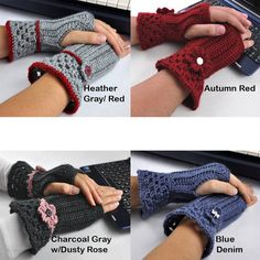 gloves... Rene!!! lol!!!