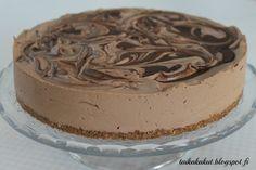 Tarun Taikakakut: Nutella-suklaajuustokakku 2.