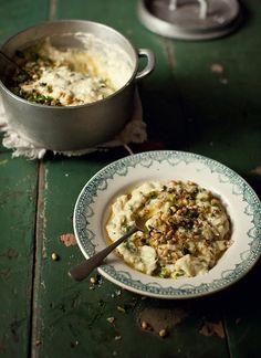 Katie Quinn Davies' Irish mash looks soooooooooo yummy— and of course, most gorgeous food photography always.